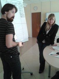 Полдень на семинаре по системному мышлению